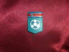 North Korea 1980's Football Federation Official pin badge Soccer