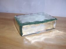 Old Mirror Jewelry box, ART DECO, vintage FRENCH 1950 70