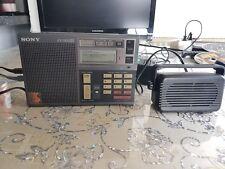 Sony ICF- 7600D Weltempfänger Radio FM-LW-MW-SW Receiver
