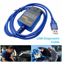 Diagnostic Scanner USB Modified ELM327 For Ford  Mazda Forscan OBD2