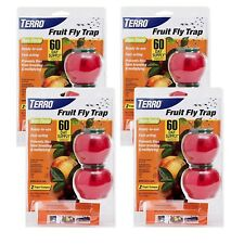 Terro Fruit Fly Trap (4 pack)