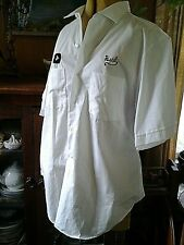 """Vintage 1960's Button Down Shirt Rockabilly """"Bud"""" C 44"""" never wor Deadstock"""