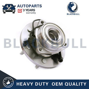 For 06-09 Hummer H3 w/ ABS  New Front Driver or Passenger Wheel Bearing Hub