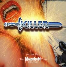Killer (Band) - The Mausoleum Years 1981 - 1990 CD New/Sealed 4 Disc Box Set
