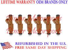 Lifetime Warranty - Ford 3.8L  OEM BOSCH Fuel Injector Set of 6 - 0280155831