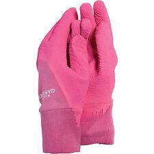 Town & Country Master Garden Ladies Pink Gloves M