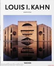 Fachbuch Louis I. Kahn 1901 – 1974 - Der erleuchtete Raum, tolles Buch
