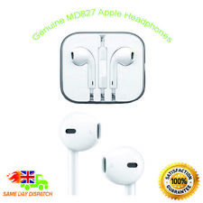 Genuine Apple Ear-Phones Headphones Headset iPhone 5 5s 5c 6 Plus & iPad mini 4