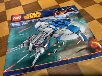 LEGO Star Wars Droid Gunship 75042 Instruction Booklet Manual ONLY