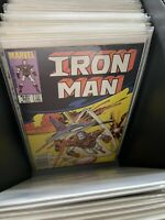 Lot of (15) DIFFERENT ALL IRON MAN Comic Books