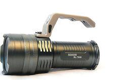Extrem Helles BL-T808 CREE LED Handlampe T6   inkl. 3 Akku 8800mAh + Ladegerat