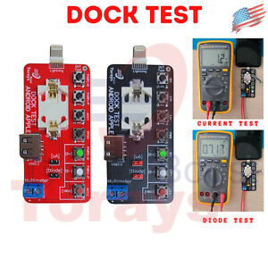 DOCK TEST for iPhone And Android Tool  diagnostic charging ic ((BEST PRICE))