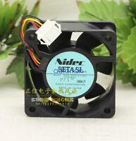 NIDEC BETA SL 60mm x 25 mm 12V DC CASE CPU ultra speed 3-wire FAN D06T-12PU A