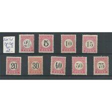 Ned Indie  P5-13 TYPE II port 1882  MH/ongebr   CV 190 €