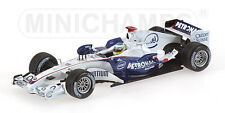 BMW Sauber F1.06 Heidfeld  2006 3rd Place GP Hungary 400060116  1/43 Minichamps