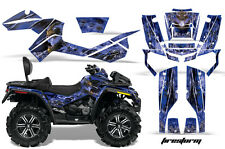 AMR Racing ATV Graphic Kit CanAm Outlander Max 500/800 Decal Sticker Part FU