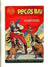 ALBO D'ORO PECOS BILL # LA MORTE BIANCA # II Serie N.315 1952 # Mondadori