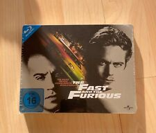 The Fast and the Furious | 2006 | Blu-ray | Steelbook | NEU OVP | Walker Diesel