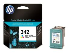 GENUINE HP 342 COLOUR CARTRIDGE 5440 D4160 6310 6315 2570 2575 7830 FAST POSTAGE