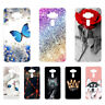 Case For Asus Zenfone3 Max ZC520TL NEO ZE520KL ZC553KL Cover Painted Phone Skin