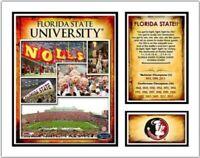 Framed NCAA University of Miami Hurricanes Milestones /& Memories 11x14 Custom Matted Photos Size: 12.5 x 15.5