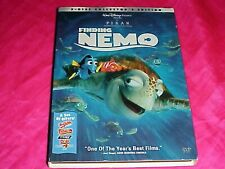 Disney Pixar Finding Nemo 2 Disc Collector'S Edition Dvd Set With Slipcase