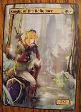 Magic the Gathering MTG altered art Zelda Knight of the Reliquary