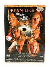 Urban Legend (Dvd, 1998) Rebecca Gayheart Region 4 Free Postage