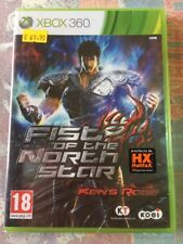 Fist Of The North Star Ken's Rage Gioco Xbox360 Pal Ita Nuovo