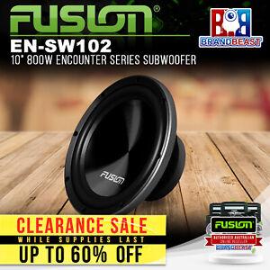 """Fusion EN-SW102 10"""" Subwoofer"""