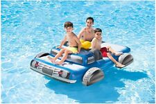 Intex Inflatable Monster Truck Ride On Pool Float 75
