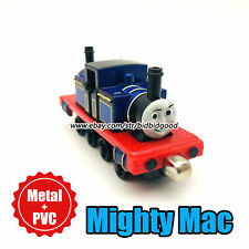 Thomas and Friends Mighty Mac Metal Diecast Model Cars Rare Loose Kids Gift Toys