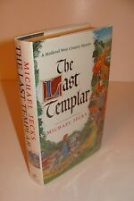 The Last Templar by Michael Jecks True UK 1st/1st 1995 Headline Hardcover