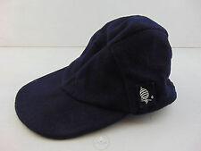 Vintage 80 MARINA YACHTING Cappello XXS S 54 Hat Vtg Blue Lana Wool