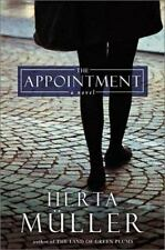 The Appointment: A Novel by Müller, Herta