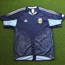 Adidas Argentina AFA Jersey Futbol Climacool Size Large Soccer