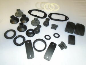 MGA MG A ** Rubber GASKETS + GAITERS ** Loads of them - Take a look! New parts