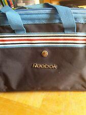 Small Reebok Blue Bag