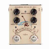 Caline DI Box for Acoustic Guitar CP-40 Guitar Effect Pedal Guitar Pedal Preamp