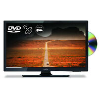 """Cello 22"""" Inch Full HD LED 12v TV with Freeview and Satellite Tuner + DVD Player"""