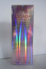 ESCADA Sentiment 75ml Eau de Toilette Spray  NEU Folie