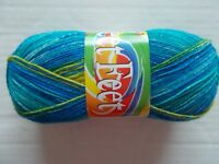 Mary Maxim Simply Sock wool blend sock yarn 459 yds Quarry 1 skein