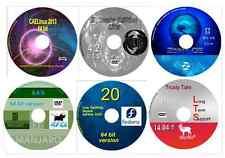Zorin 15 Manjaro Fedora 29 CAELinux Ubuntu 18.04 Ultimate Edition 64 bit 6 DVDs