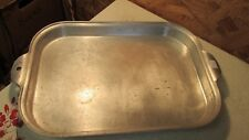 Wear Ever Aluminum Roaster Broiler Pan  No. 13