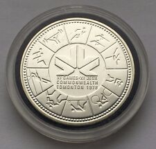 1978 CANADA COMMEMORATIVE SILVER ONE DOLLAR COIN FREE SHIPPING