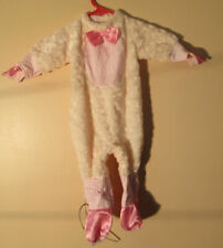 Pink Lamb Halloween Costume Size 0-6 Months Body Only Rubies