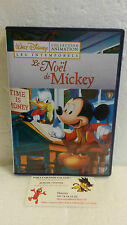 DVD Le Noël de Mickey Les Intemporels Walt Disney VF Mouse Classic Cartoons TBE