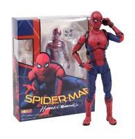 "Spiderman Homecoming Marvel 6"" Action Figure SH Figuarts Bandai 20"