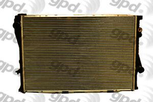Radiator fits 1994-1998 BMW 750iL 740iL 528i  GLOBAL PARTS