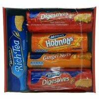 McVities Everyday Selection Biscuits 10 ( 5 PACK OF 1)